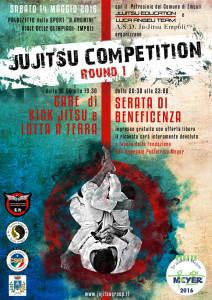 JuJitsu competition Round 1